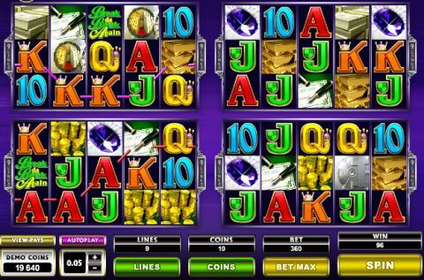Lucky Nugget Casino Slot Break Da Bank Again