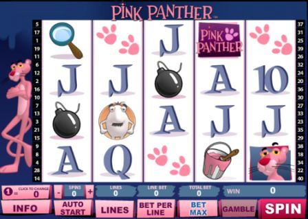 Play Pink Panther Slots Online at Casino.com Canada