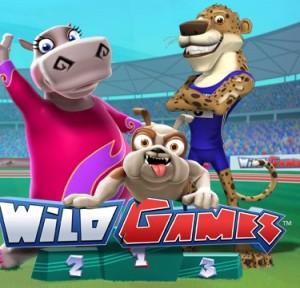 Wild Games Slot